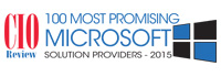 100 Most Promising Microsoft Solution Providers 2015