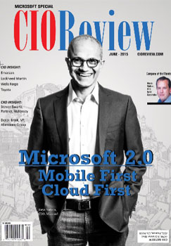 100 Most Promising Microsoft Solution Providers - 2015