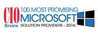 100 Most Promising Microsoft Solutions Providers - 2016