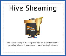 Hive Streaming