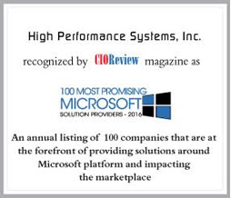 High Performance Systems Inc