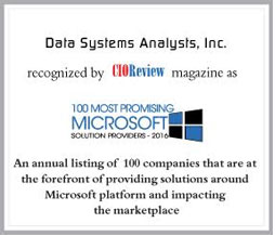Data Systems Analysts